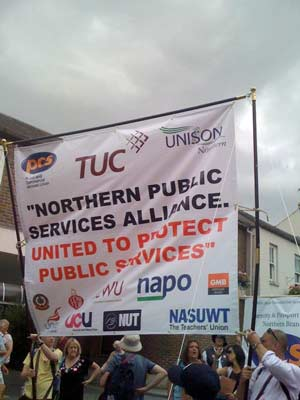 Public Services Alliance